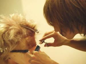 理容師という職業の選択