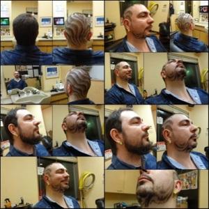 ヒゲアート Beard